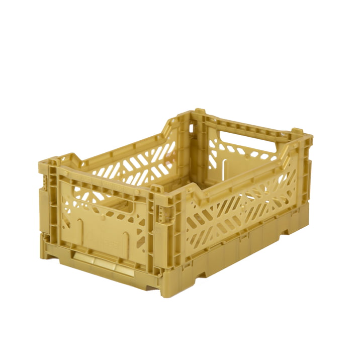 Folding box Mini 27 x 17 cm from Aykasa in gold