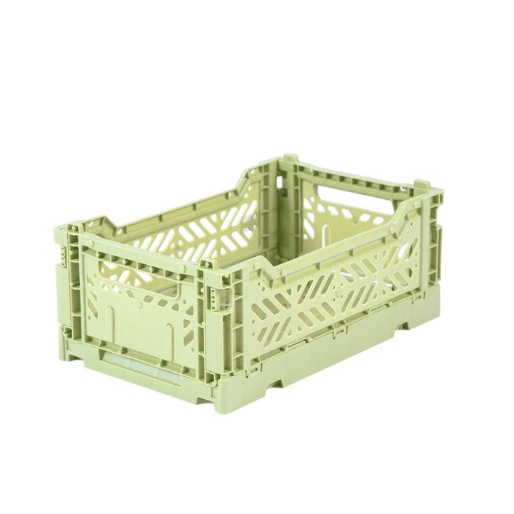 Folding box Mini 27 x 17 cm from Aykasa in melon