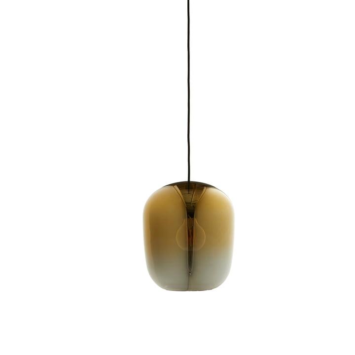 Ombre Pendant lamp Ø 25 cm, gold by Frandsen