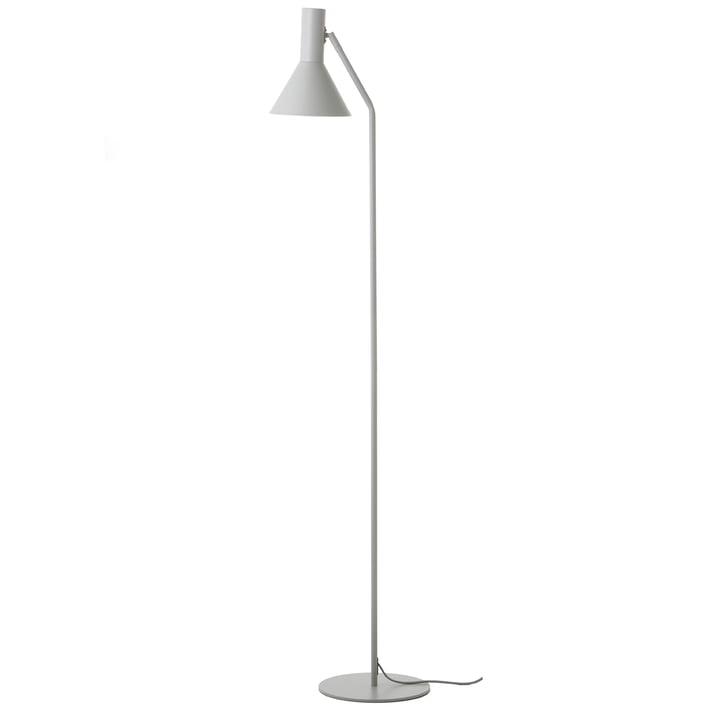 Lyss Floor lamp, light grey matt from Frandsen