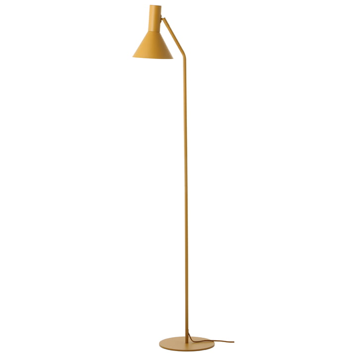 Lyss Floor lamp, almond matt from Frandsen
