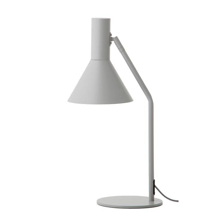Lyss Table lamp, light grey matt from Frandsen