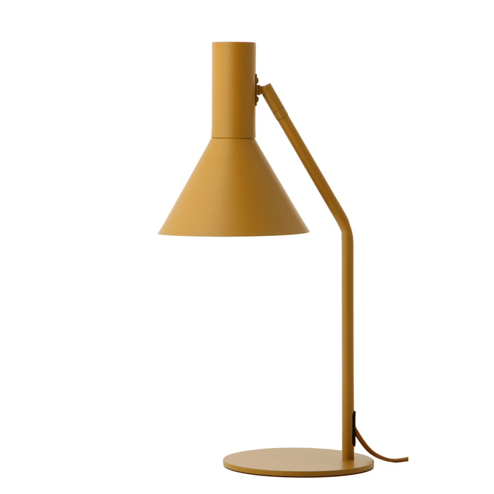 Lyss Table lamp, almond matt from Frandsen