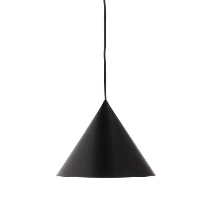 Benjamin Pendant lamp Ø 30 cm, black matt from Frandsen