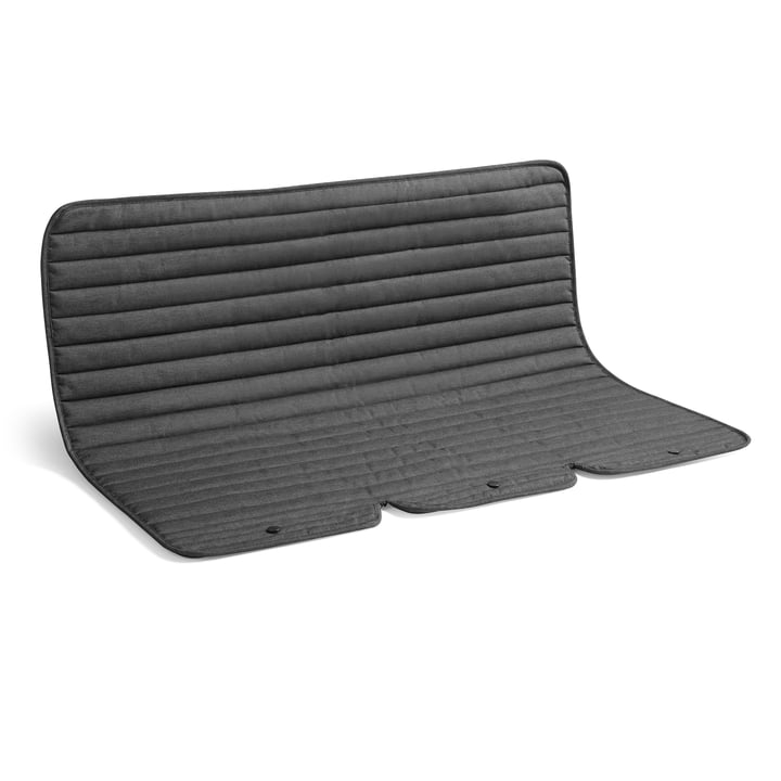 M14 seat support for M12 garden bench from FDB Møbler in anthracite