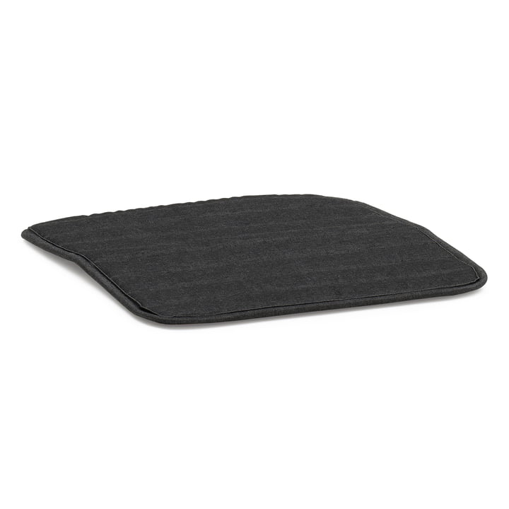 M14 seat cushion for M7 stool from FDB Møbler in anthracite