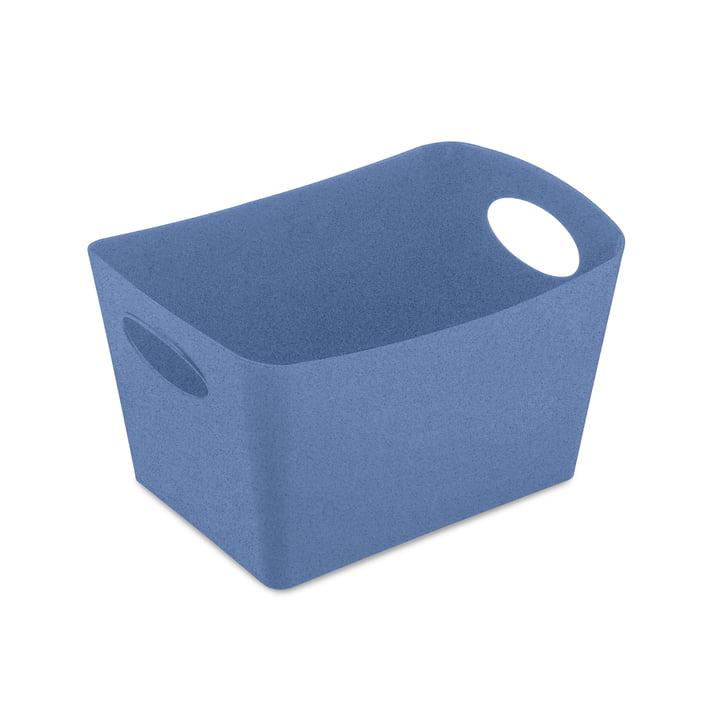 Boxxx S Storage box from Koziol in organic blue