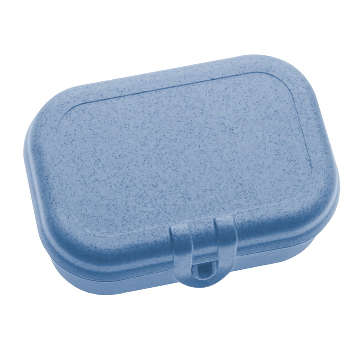 Pascal S Lunchbox from Koziol in organic blue