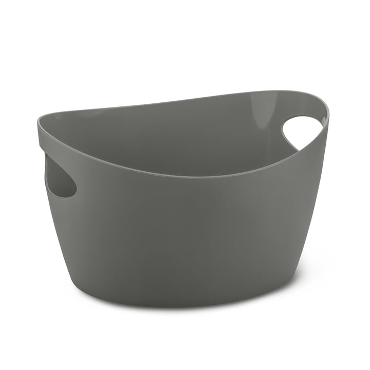 Bottichelli Utensilo S from Koziol in deep grey