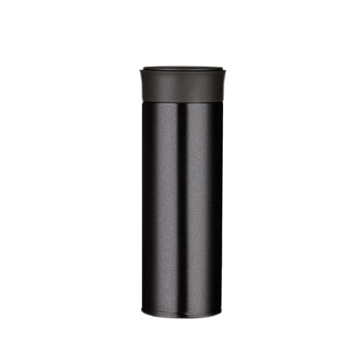 Visibility Drinking bottle 0,35 l from Magisso in black