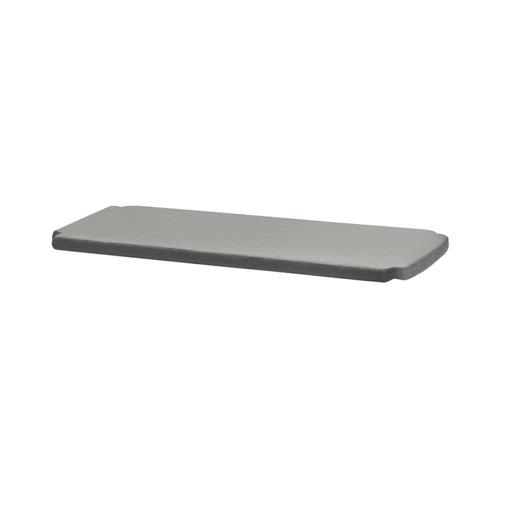 Seat cover for Drachmann bench 120 from Skagerak in charcoal