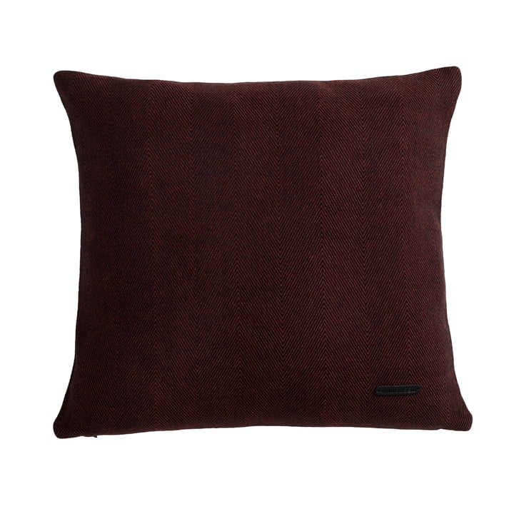 Twill Weave cushion 45 x 50 cm by Andersen Furniture in red