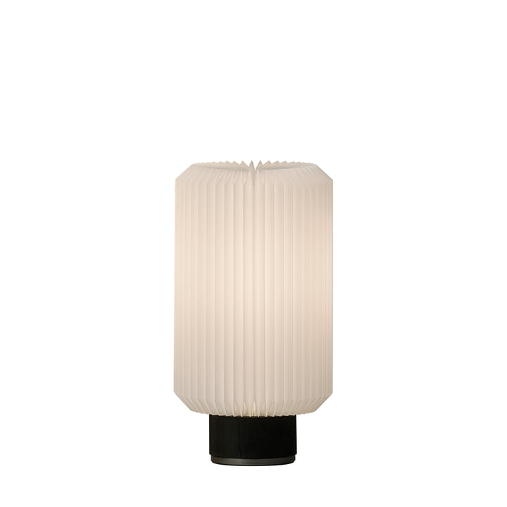Cylinder Table lamp small from Le Klint in oak black