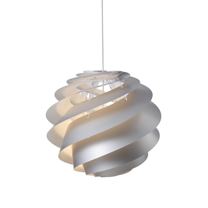 Swirl 3 Pendant lamp Ø 65 cm from Le Klint in white