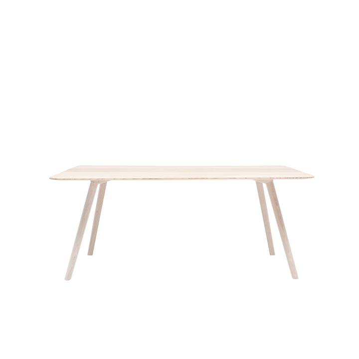 Meyer Table Medium 160 x 92 cm from Objekte unserer Tage ashen