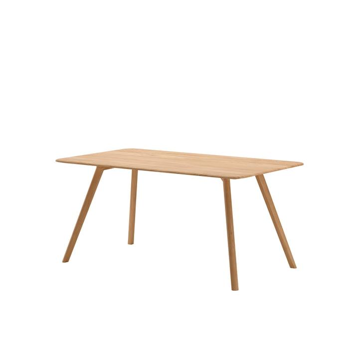 Meyer Table Medium 160 x 92 cm from Objekte unserer Tage in oak waxed