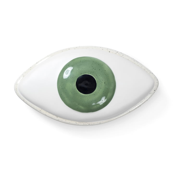 Organs Eye Storage box, green by Doiy