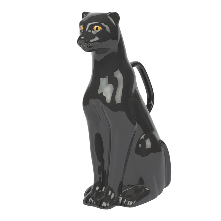 Urban Jungle Panther Watering can, black from Doiy
