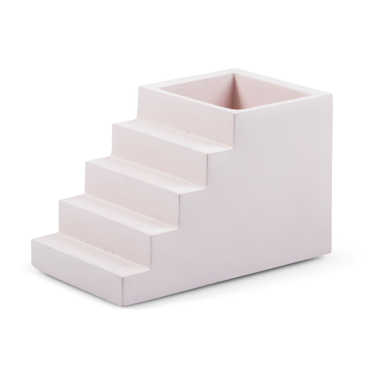 Scala Penholder, pink from Doiy