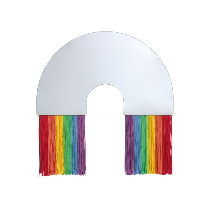 Rainbow Wall mirror M from Doiy