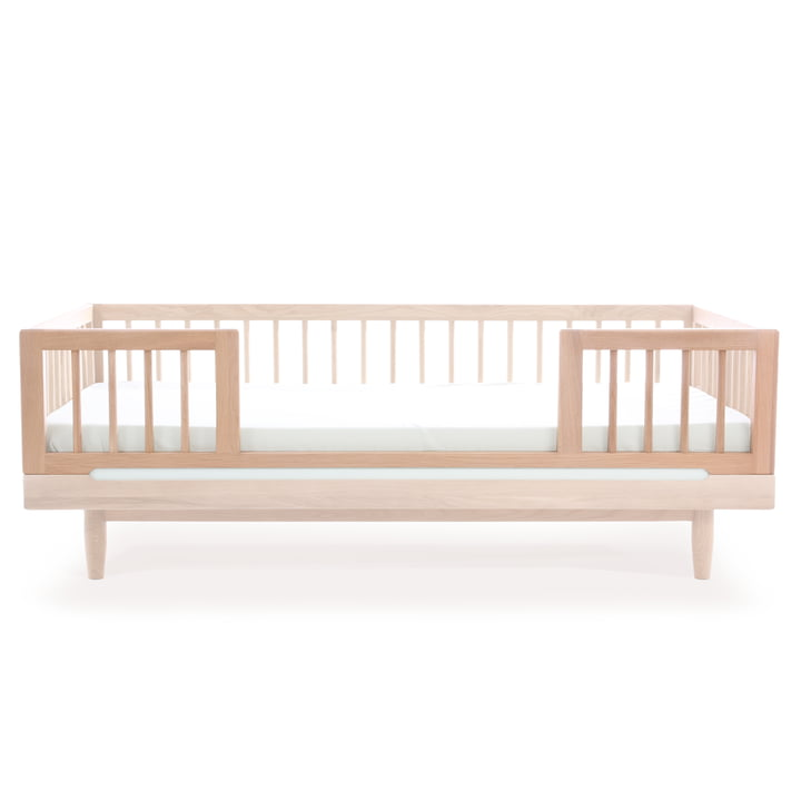 Pure fall protection for junior bed, oak by Nobodinoz