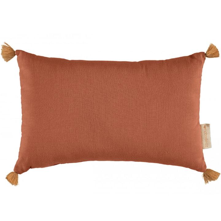 Sublim cushion, 20 x 35 cm, toffee by Nobodinoz