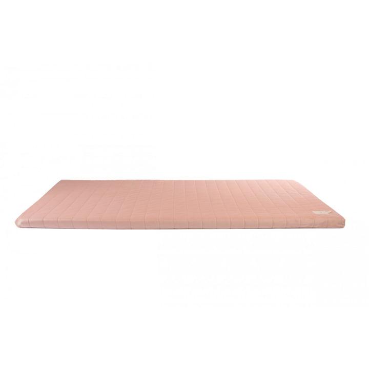 Zanzibar mattress, 120 x 60 cm, bloom pink by Nobodinoz