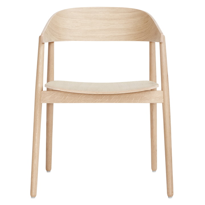 AC2 Chair from Andersen Furniture in white pigmented oak