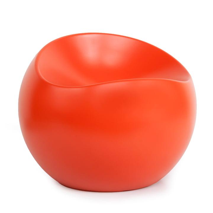 Ball Chair , tangerine matt of XLBoom