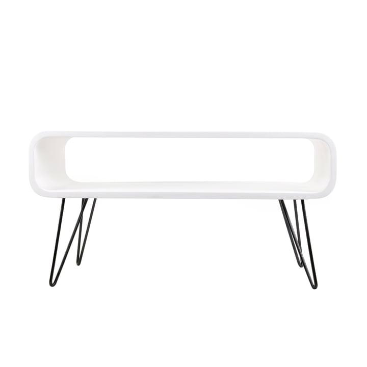 Metro Coffee Table , white / black from XLBoom