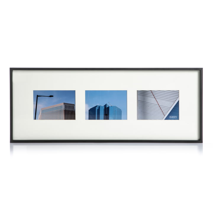 Leon Picture frame (3) 13 x 18, black from XLBoom