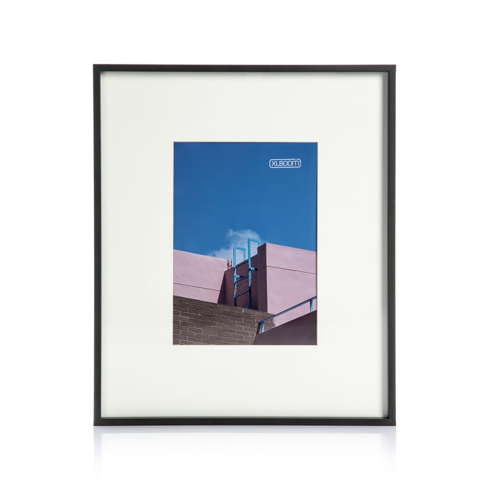 Leon Picture frame A4, black from XLBoom