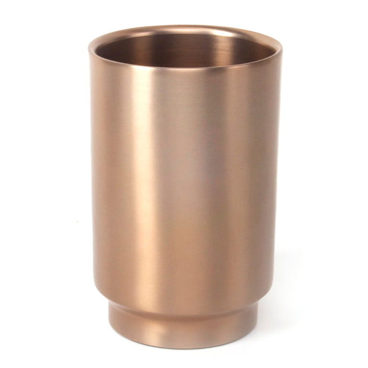 Rondo Wine cooler, copper steel from XLBoom