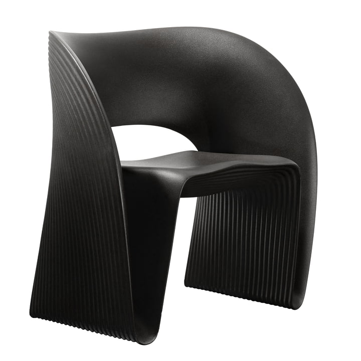 Raviolo Armchair from Magis in black
