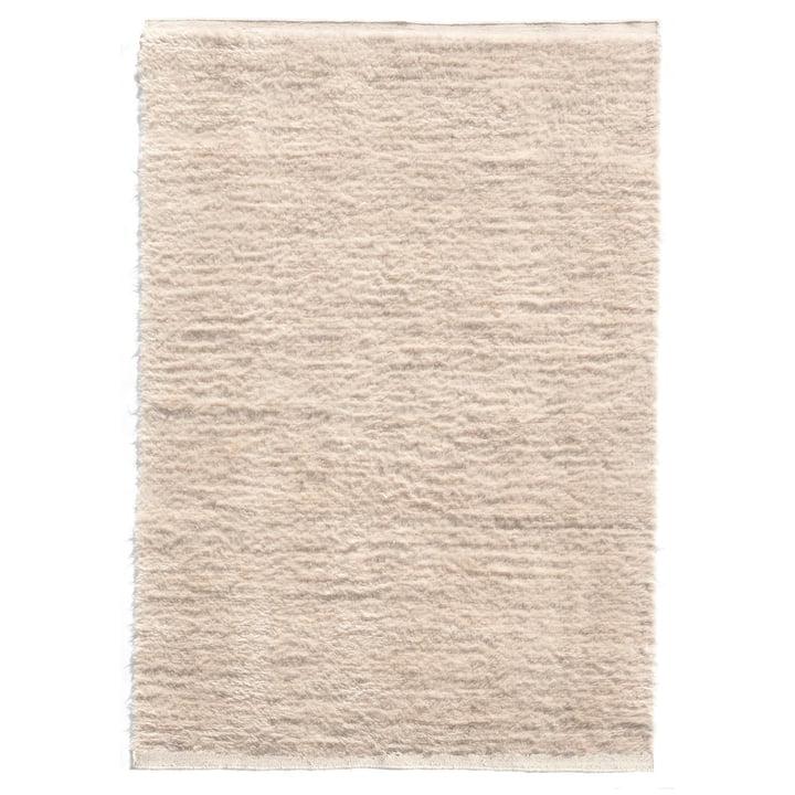 Wellbeing Chobi carpet, 200 x 300 cm, natural by nanimarquina .