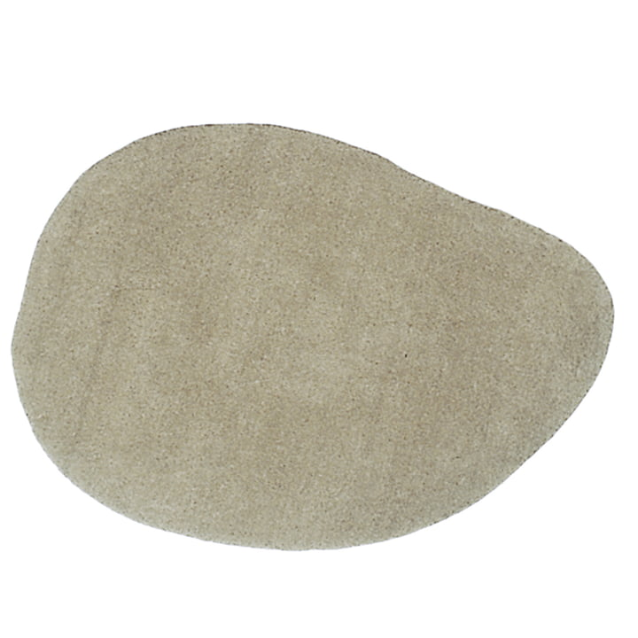 Stone-wool rug by nanimarquina in Stone 1