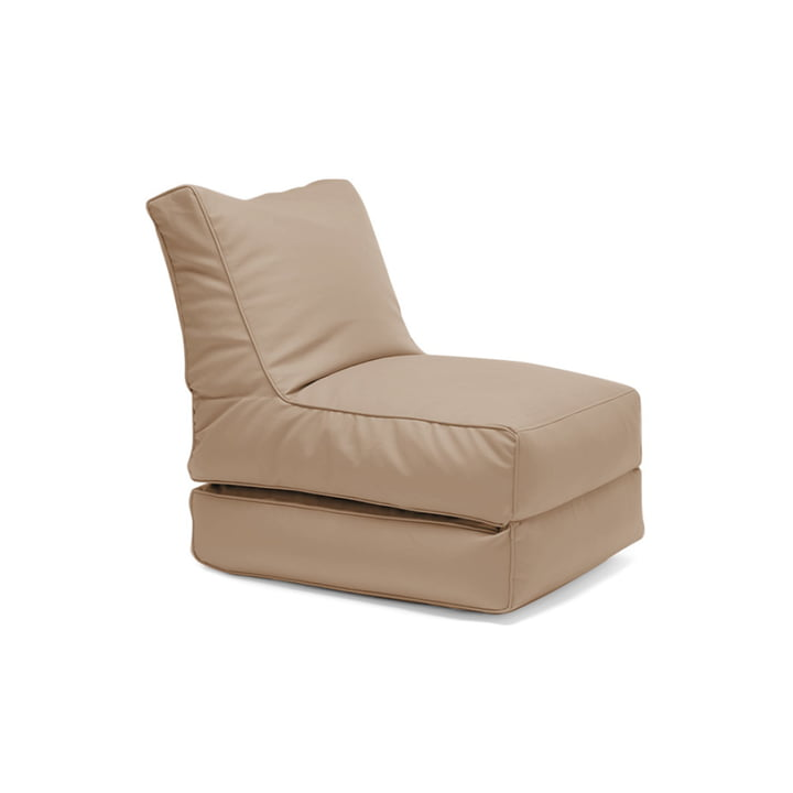 Flex couch, almond by Sitting Bull