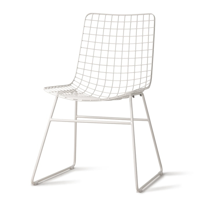 Wire Chair, white from HKliving