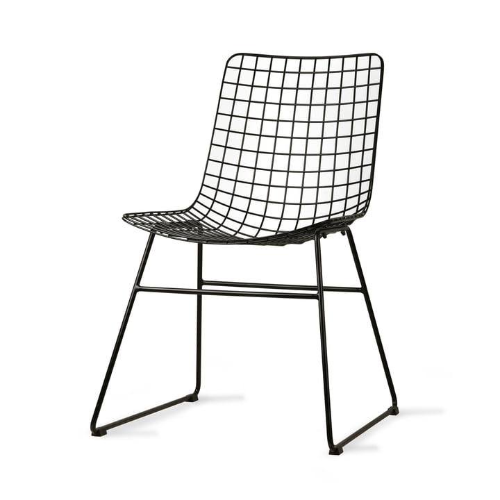 Wire Chair, black from HKliving