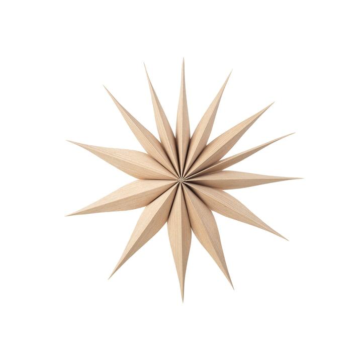 Venok decoration star M, Ø 40 cm / natural by Broste Copenhagen