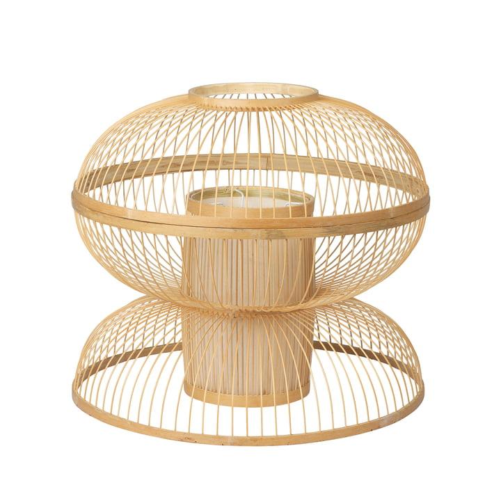 Sabbie bamboo lampshade, Ø 42 x H 40 cm, natural from Broste Copenhagen