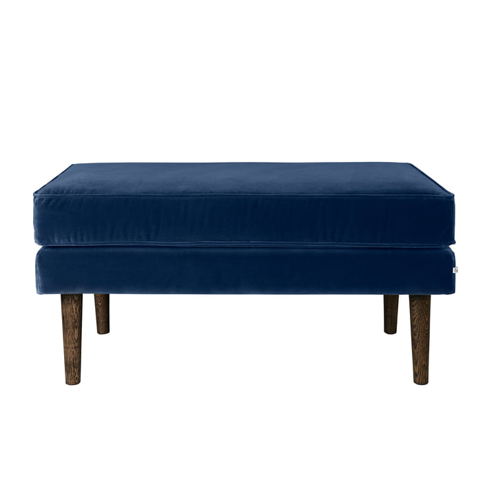 Broste Copenhagen - Wind stool, insignia blue