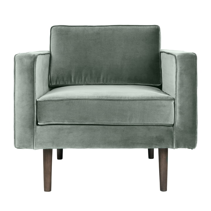 Broste Copenhagen - Wind armchair, chinois green