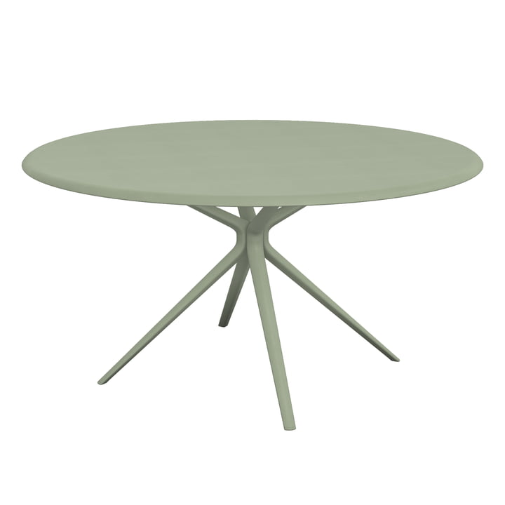Moai table Ø 146 cm, green tea from Fast