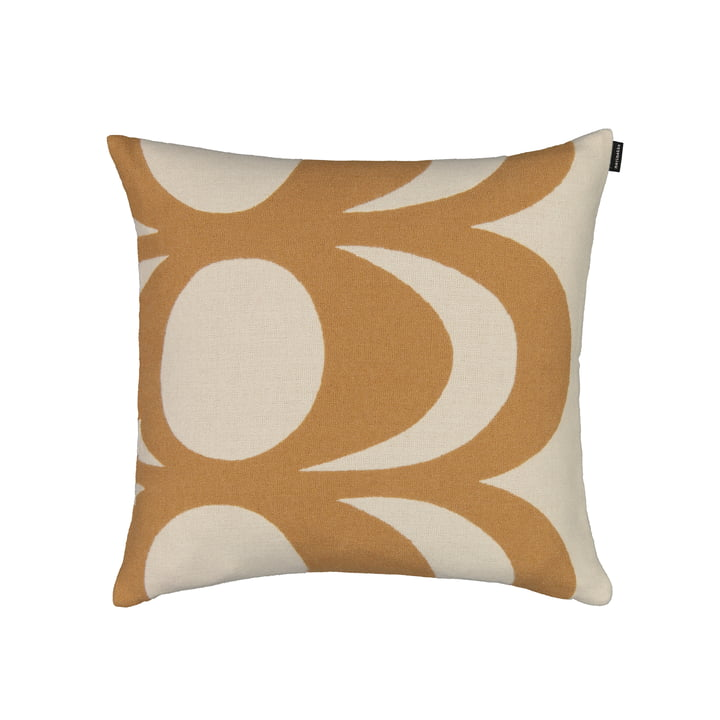 Kaivo cushion cover 50 x 50 cm by Marimekko in off-white / beige