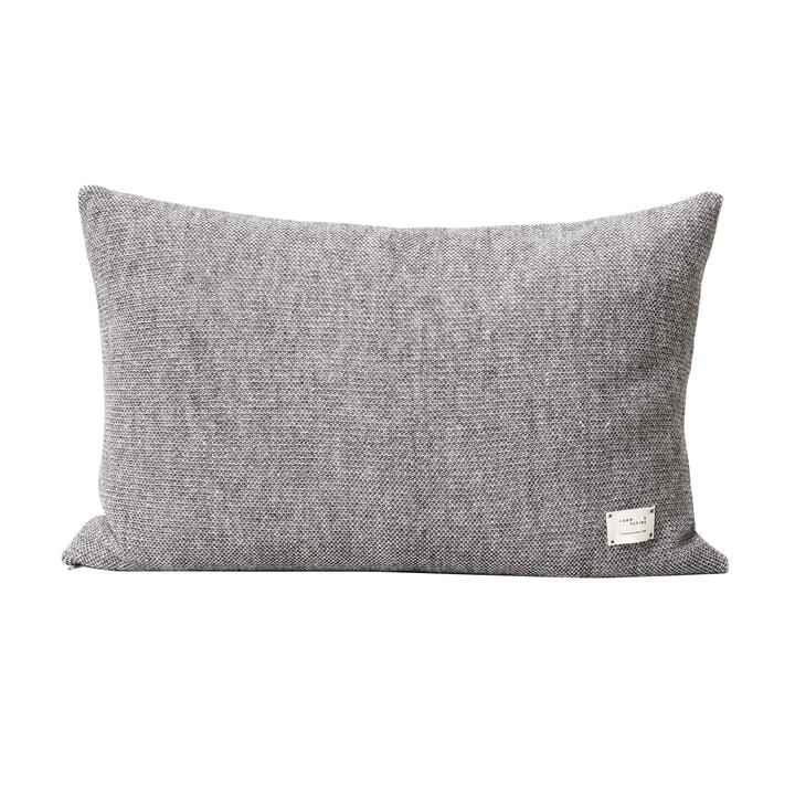 Aymara Cushion, 62 x 42 cm, Moulinex, grey from Form & Refine