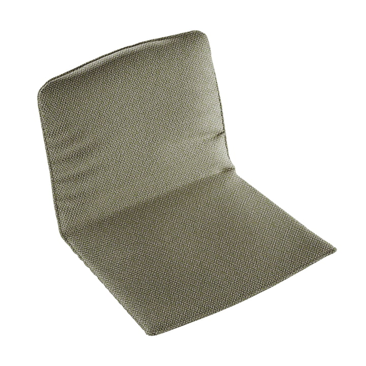 Seat and back cushions for Zebra Chair, Oglio from Fast