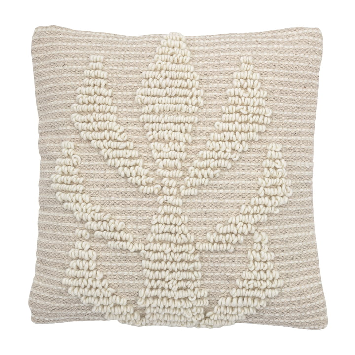 Gulzar 3D pillow, 40 x 40 cm, nature from Bloomingville