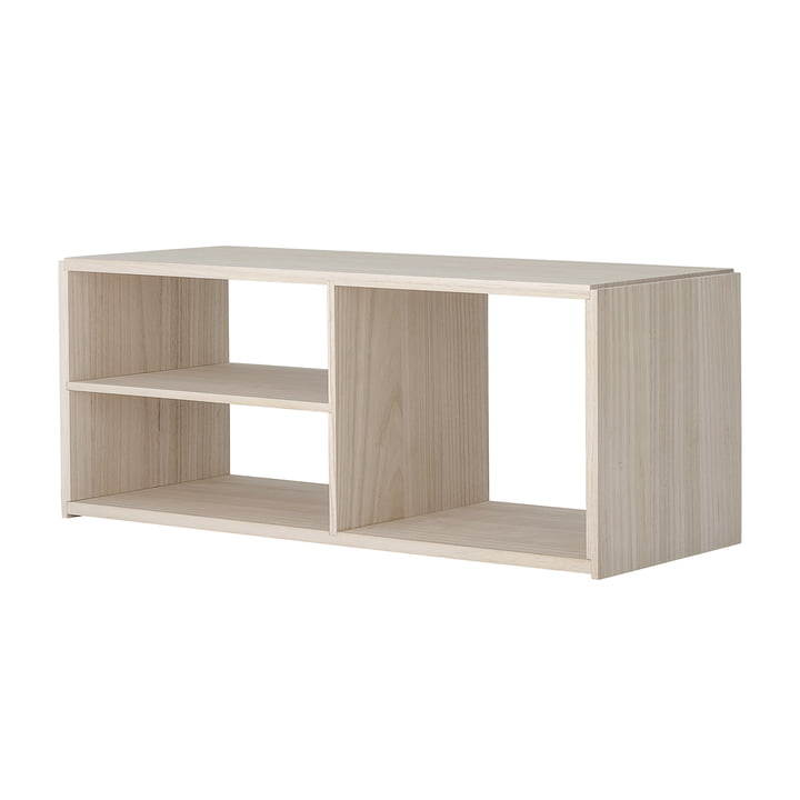Aron Bookcase, Paulownia / Nature by Bloomingville