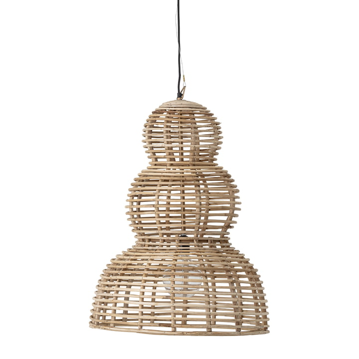 Fadil pendant lamp, Ø 54 x 77 cm natural from Bloomingville
